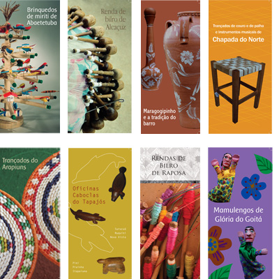 Folhetos, banners, painéis expográficos, etiquetas, catálogos | Promoart