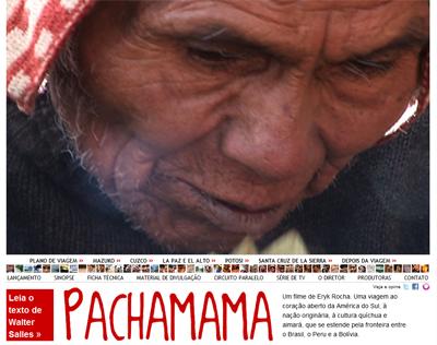 Filme <em>Pachamama</em>