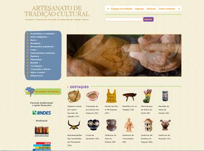 Promoart | Programa de Apoio ao Artesanato de Tradição Cultural