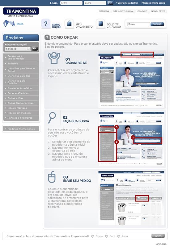 Apresentação das soluções aos clientes, patrocinadores e stakeholders