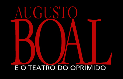 <em>Augusto Boal e o Teatro do Oprimido</em>, letreiros de vídeo | Mapa Filmes