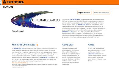 Cinemateca Digital | Riofilme Distribuidora