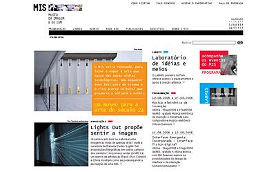 Museu da Imagem e do Som (MIS) do Estado de São Paulo